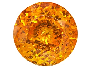 Sphalerite 10mm Round Brilliant 5.10ct