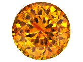 Sphalerite 10mm Round Brilliant 4.50ct