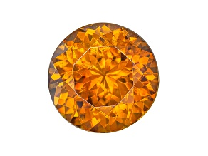 Sphalerite 8.5mm Round Brilliant 3.20ct