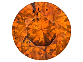 Sphalerite 6mm Round 1.25ct