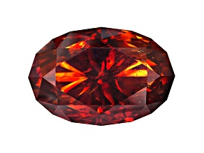 Sphalerite 29.32x19.61mm Oval Barion Cut 85.59ct