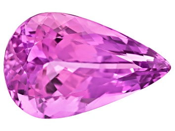 Picture of Kunzite 29.59x18.69x13.97mm Pear Shape 44.35ct