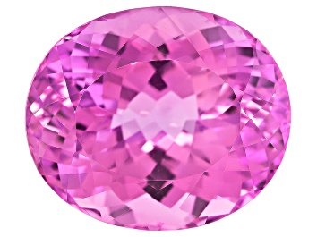Picture of Kunzite Oval Portuguese Cut 34.64ct