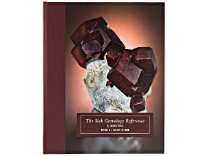 Sisk Gemology Reference Volume 3 Gallery of Gems