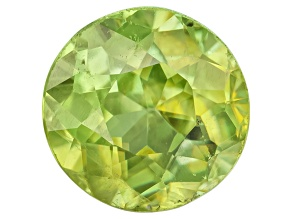 Sphene 6mm Round 1.00ct