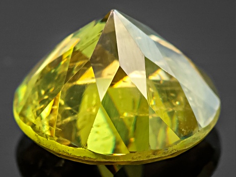 Sphene 5mm Round .50ct