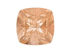 Peach Sunstone 7mm Square Cushion 1.25ct