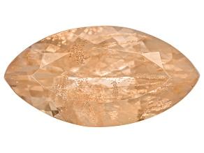Peach Sunstone 13x6.5mm Marquise 2.00ct