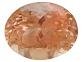 Peach Sunstone 9.5x7.5mm Oval 2.00ct