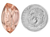 Morganite 19.72x11.76x6.6mm Fancy Shape Kreis Cut 9.32ct