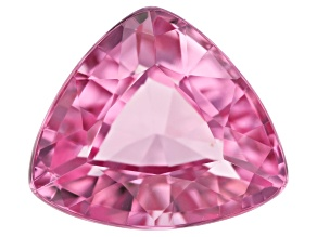 2.06ct Pink Spinel 8.3x7.2mm Trillion