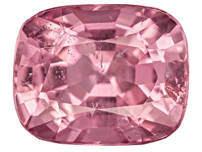Pink Spinel 7.2x5.7mm Rectangular Cushion 1.44ct