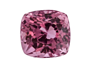 Pink Spinel 6mm Square Cushion Mixed Step Cut 1.50ct