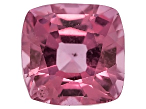 Pink Spinel Square Cushion Mixed Step Cut 1.00ct