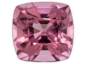 Lavender Spinel 5.5mm Square Cushion Mixed Step Cut 1.00ct