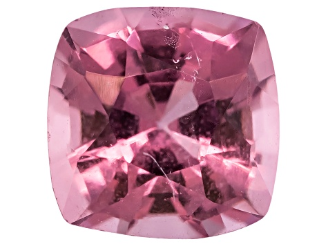 Lavender Spinel Square Cushion Mixed Step Cut .90ct