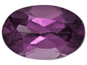 Purple Spinel 6x4mm Oval .40ct