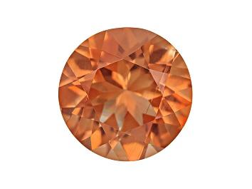 Picture of Red Sunstone 8mm Round Minimum 1.40ct