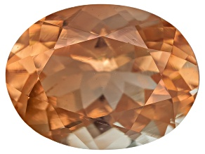 Red Sunstone 8x6mm Oval Minimum .85ct