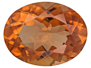Red Sunstone 9x7mm Oval Minimum 1.35ct
