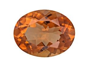 Red Sunstone 9x7mm Oval Minimum 1.35ct