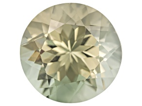 Green Sunstone 11mm Round Minimum 3.80ct