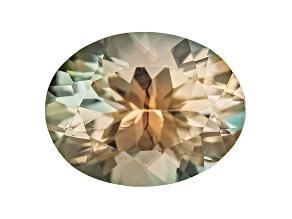 Bi-Color Sunstone 9x7mm Oval Minimum 1.40ct