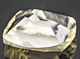 Yellow Lemon Sunstone 11x9mm Oval Fancy Cushion Cut 3.25ct