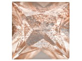 Sunstone 6mm Princess Cut .90ct
