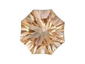 Sunstone 10mm Fancy Shape Snowflake Cut 3.20ct