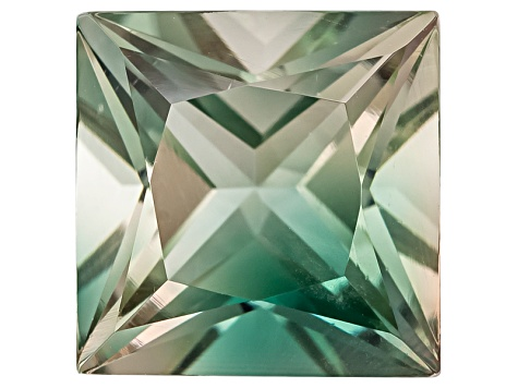 Green Sunstone 8mm Square Minimum 1.90ct