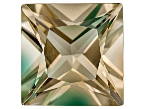 Green Sunstone 10mm Square Minimum 3.25ct