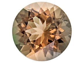 Bi-Color Sunstone 8mm Round Minimum 1.40ct