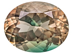 Bi-Color Pastel Sunstone 10x8mm Oval Minimum 2.00ct