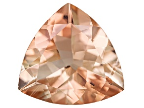 Peach Sunstone Aventurescence 10mm Trillion 2.45ct