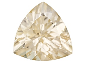 Yellow Sunstone Aventurescence 12.5mm Trillion Set 5.50ct