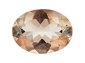 Peach Sunstone Aventurescence Oval 1.35ct