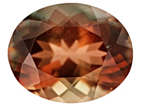 Bi-Color Sunstone 10x8mm Oval 2.40ct