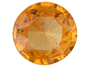 Garnet Spessartite 7mm Round 1.20ct