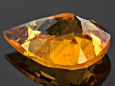 Garnet Spessartite 7x5mm Pear Shape .65ct
