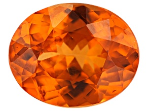 Serengeti Spessartite 3.18ct 10x8mm Oval