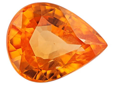 Serengeti Spessartite 2.97ct 10x8mm Pear
