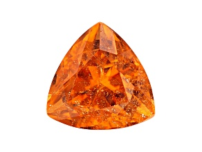 3.77ct Spessartite Garnet 9.3mm Trillion