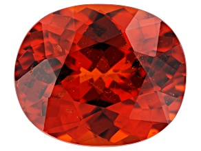 4.80ct Spessartite Garnet 11x9mm Oval