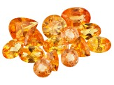 9.30ct Spessartite Garnet Varies mm Parcel Varies Shape