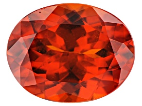 3.20ct Spessartite Garnet 10x8mm Oval