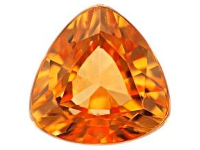 0.68ct Spessartite Garnet 5mm Triangle