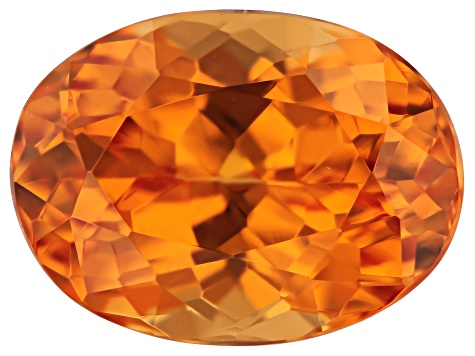 1.30ct Spessartite Garnet 7.2x5.3mm Oval
