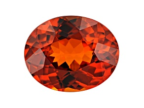 3.15ct Spessartite Garnet 10x8mm Oval