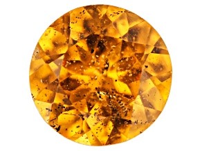 Spessartine Garnet 6mm Round 0.90ct